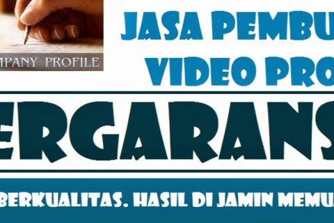 Jasa Pembuatan Foto dan Video Iklan Company Profile Murah