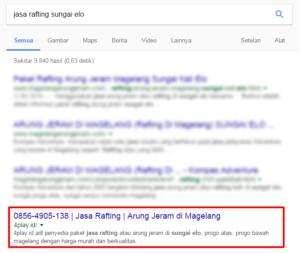 jasa-rafting-sungai-elo-Penelusuran-Google