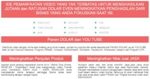 bikin video tutorial pemula