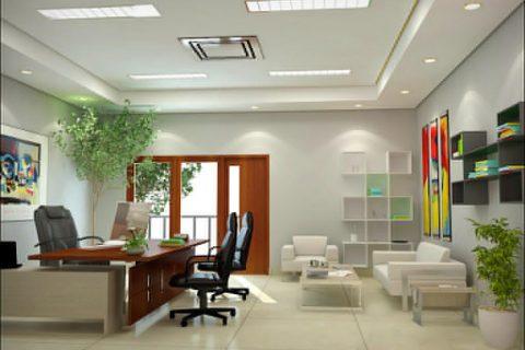 Jasa Desain Interior Kantor  Surakarta