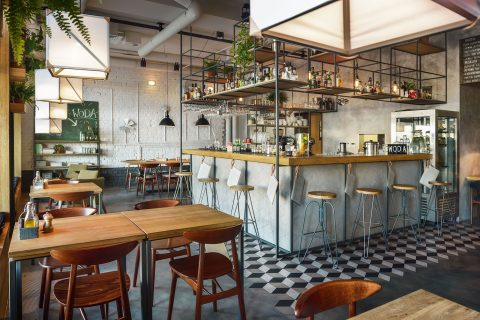 Jasa Desain Interior Cafe  Solo