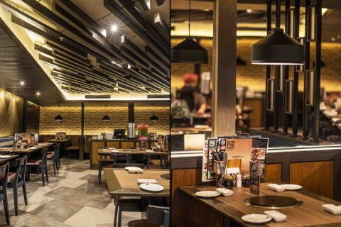 Jasa Desain Interior Cafe  Surakarta